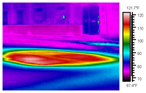 thermal imaging ny energy audit